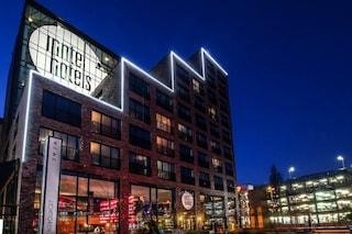 Da fabbrica Philips ad hotel di design: benvenuti all'Inntel Hotel Art di Eindhoven