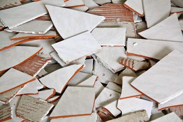 Come riciclare le vecchie mattonelle  11 idee fai-da-te per riusarle ... 4b51fb15b261