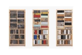 Piet Hein Eek al Salone del Mobile.Milano: dai materiali di recupero al design di qualità