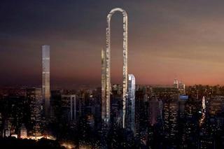 New York, arriva The Big Bend: il grattacielo più lungo al mondo a forma di U