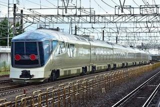 Il nuovo trasporto di lusso in Giappone: quando un progettista Ferrari disegna un treno