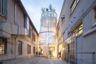 Milano, la casa che respira: ecco l'invenzione di MINI