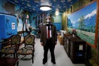 Giappone, ecco il bunker per sopravvivere a una guerra con la Corea del Nord