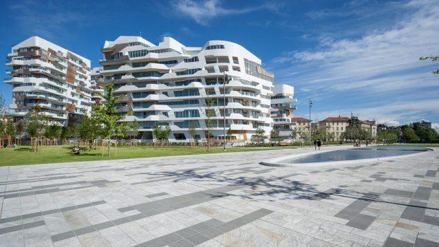 Residenze progettate da Zaha Hadid