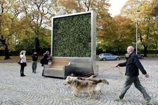 Modena come Oslo, Dresda e Honk Hong: arriva la panchina anti-smog