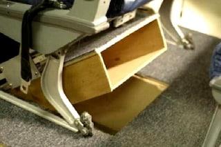 Dimenticate i problemi di bagaglio sugli aerei: arriva il vano sotto sedile