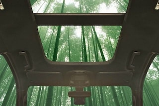 Ford, arriva l'auto con gli interni di bambù