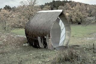 Hus-1: una mini casa da sogno che non manca di nulla