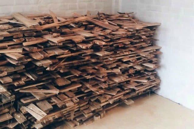 Mobili Costruiti Con Legno Di Recupero : Dai pavimenti agli arredi come creare con gli scarti del legno