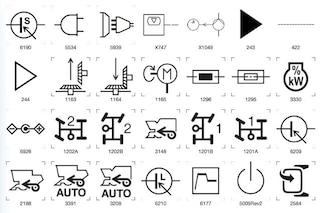 I geroglifici moderni: l'origine dei simboli più usati al mondo