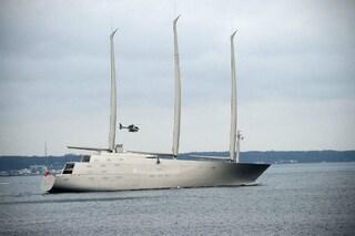 Vela A: lo yacht di lusso più alto del mondo