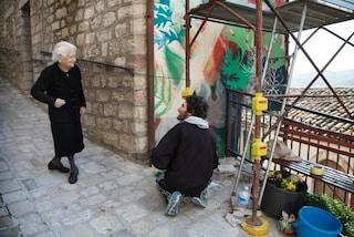 CVTà: la street art contro lo spopolamento di Civitacampomarano