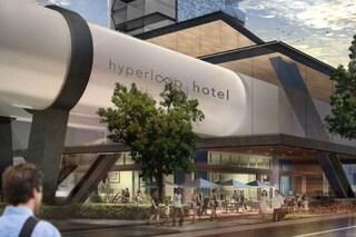 Addio camere d'albergo negli USA: Hyperloop Hotel è il futuro dei viaggi