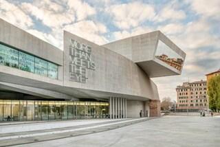 Zaha Hadid in Italia: il Maxxi celebra l'opera della Dama dell'Architettura