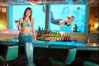 Dalle cameriere sirene agli arredi da ospedale: ecco i bar più bizzarri del mondo