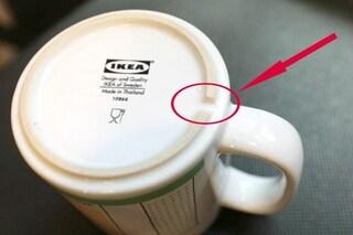 IKEA, svelato il mistero delle tazze: ecco perché hanno una tacca sul fondo