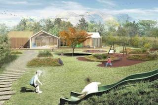 Milano, apre il primo asilo nido sostenibile: al via ai lavori nel parco di CityLife