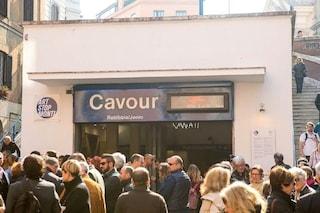 Roma, la metro Cavour diventa un museo di arte contemporanea