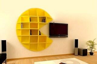 Dal frigo di Game Boy alla libreria di Pac-Man: il meglio del design da nerd