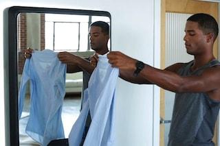 Tersa Steam: il primo specchio al mondo che asciuga, stira e odora i vostri vestiti