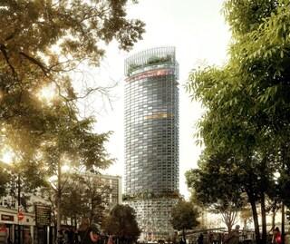 Parigi, la Tour Montparnasse si rinnova: ecco come sarà la nuova icona della città