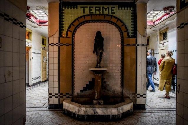 Alberghi diurni: i bagni pubblici dimenticati più belli ditalia