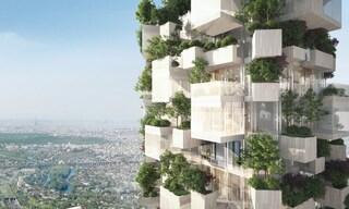 Forêt Blanche: anche Parigi avrà il suo Bosco Verticale