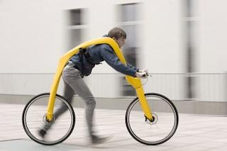 Fliz, la prima bicicletta senza pedali