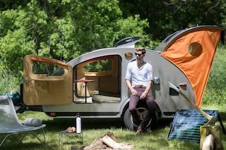 Vistabule: la casa mobile off grid che funziona ad energia solare