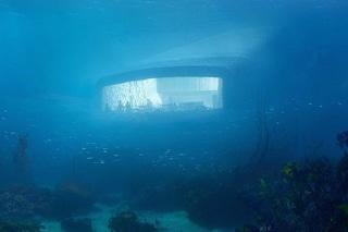 Norvegia, arriva il primo ristorante subacqueo d'Europa