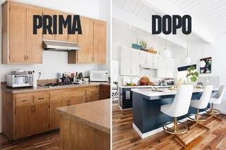 La vecchia cucina deve essere ristrutturata? Ecco come rinnovare casa col fai-da-te