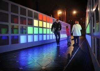 Berlino, la strada intelligente più lunga al mondo: camminando si produce energia