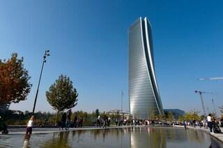 Milano, prima visita alla Torre Generali di Zaha Hadid