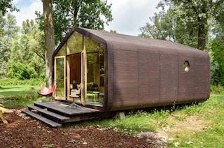 Vivere in una casa di cartone: come costruire una Wikkelhouse in un solo giorno