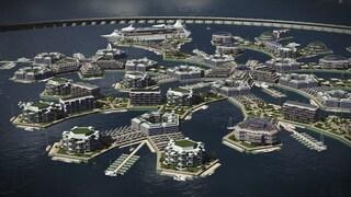 Il futuro è negli oceani: la prima città galleggiante del mondo sarà pronta nel 2020