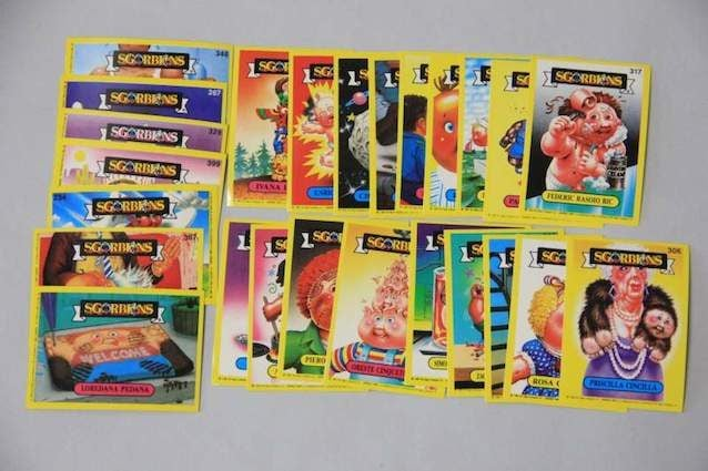 collezionismo giocattoli anni 80