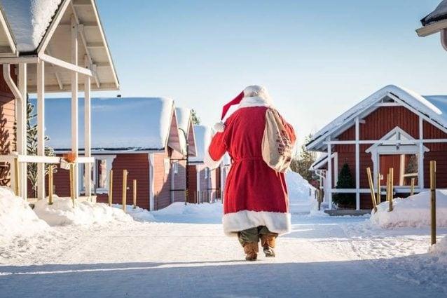 Rovaniemi Il Villaggio Ufficiale Di Babbo Natale