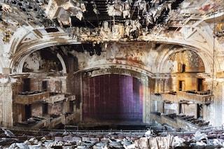 Dopo l'ultimo sipario: viaggio tra teatri e cinema abbandonati