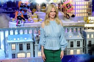 Parigi, il Natale nelle vetrine dei grandi magazzini