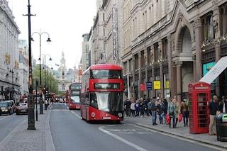 Londra, il caffè diventa biodisel per i famosi bus rossi a due piani