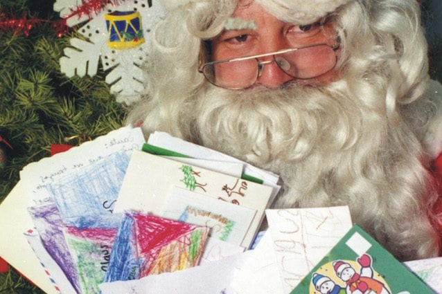 Indirizzo Di Babbo Natale Lapponia.Dove Finiscono Le Lettere A Babbo Natale