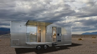 Living Vehicle, la casa mobile per vivere un mese off grid lontani da tutto