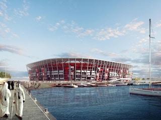 Qatar, uno stadio che si smonta e rimonta: ecco il Ras Abu Aboud Stadium