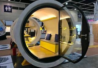 La casa-tubo: l'ultima tendenza dell'abitare in arrivo da Hong Kong