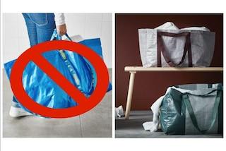 IKEA, l'iconica busta non è più blu: arrivano le sostitute della borsa FRAKTA