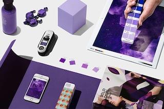 Ultra Violet, il colore Pantone per il 2018