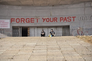 Buzludzha, il monumento del partito comunista bulgaro abbandonato sui Balcani