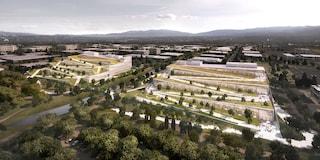 Google svela i piani per un nuovo campus in California