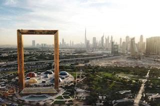 Dubai Frame, la cornice più grande del mondo