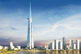 Gedda supera Dubai: la Jeddah Tower sarà il grattacielo più alto del mondo